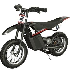 Motorek dla dziecka RAZOR Dirt Rocket MX125 Czarno-czerwony