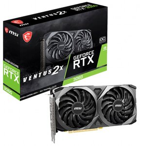 Karta graficzna MSI GeForce RTX 3060 Ventus 2X 12GB OC