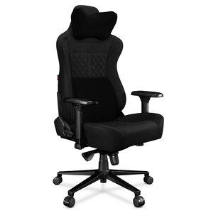 Fotel YUMISU 2052 Tkanina Czarny