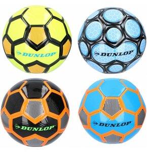 Piłka nożna DUNLOP Wielokolorowy (rozmiar 5)