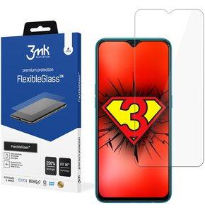 Szkło hybrydowe 3MK FlexibleGlass do Realme C20