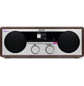 Radio TECHNISAT Digitradio 451 CD mdr Klassik Brązowy