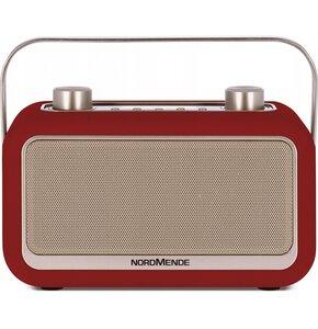 Radio NORDMENDE Transita 30 Czerwony