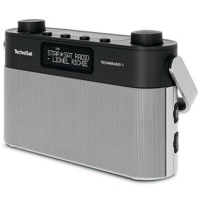 Radio TECHNISAT Techniradio 8 Czarno-srebrny