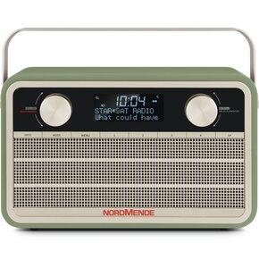 Radio NORDMENDE Transita 120 Zielony