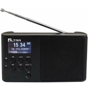 Radio ELTRA Ula 101DAB+ Czarny