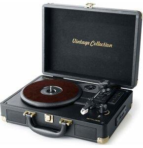 Gramofon MUSE MT-103 DB Czarny