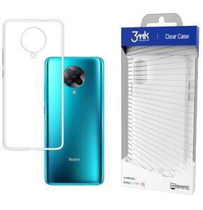 Etui 3MK Clear Case do Xiaomi Redmi K30 Pro 5G Przezroczysty
