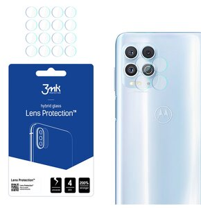 Szkło hybrydowe 3MK Lens Protection do Motorola Edge S 5G