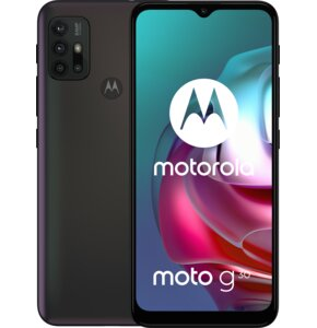 "Smartfon MOTOROLA G30 6/128GB 6.5"" 90Hz Czarny PAML0022PL"