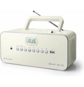 Radioodtwarzacz MUSE M-30 BT Biały