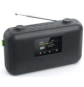 Radio MUSE M-118 DB Czarny