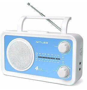 Radio MUSE M-05 Niebieski