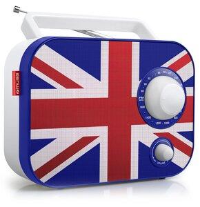 Radio MUSE M-062 UK Wielokolorowy