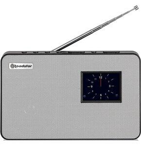 Radio ROADSTAR HRA-590D+ Srebrny