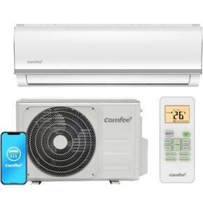 Klimatyzator COMFEE Split CSAFBU-12HRDNXD0-W COX133-12HFN8D0 z usługą montażu