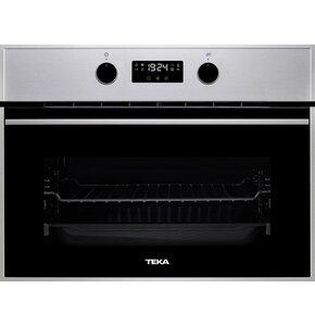 Piekarnik TEKA HSC 644 S Elektryczny parowy Inox-czarny