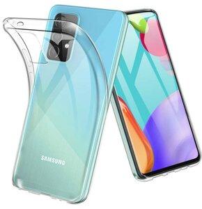 Etui TECH-PROTECT FlexAir do Samsung Galaxy A52s LTE/5G Przezroczysty