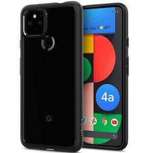 Etui SPIGEN Ultra Hybrid do Google Pixel 4A 5G Czarny
