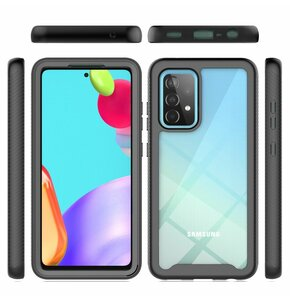Etui TECH-PROTECT Defense 360 do Samsung Galaxy A52s Czarny
