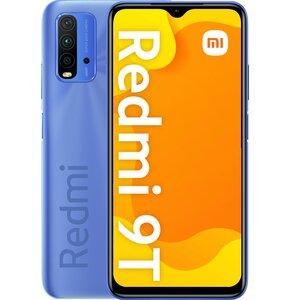 """Smartfon XIAOMI Redmi 9T 4/64GB 6.53"""" Niebieski 31171"""
