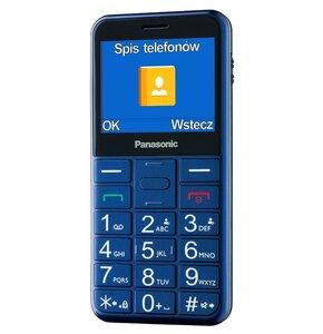 Telefon PANASONIC KX-TU155 Niebieski
