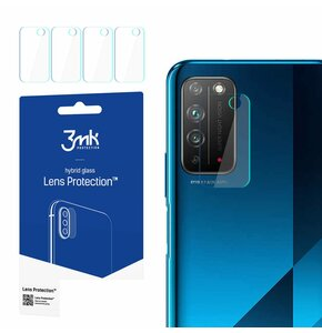 Szkło hybrydowe 3MK Lens Protection do Honor X10