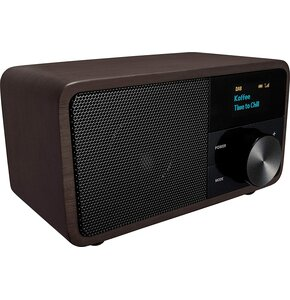 Radio SANGEAN DDR-7 Ciemne drewno
