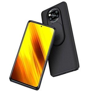 Etui NILLKIN CamShield do Xiaomi Poco X3 NFC Czarny