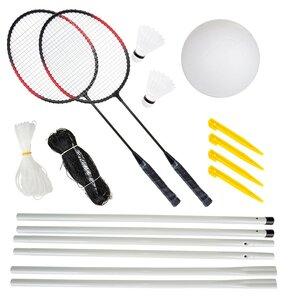 Zestaw do siatkówki plażowej i badmintona ENERO 1036359