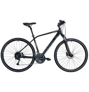 Rower crossowy INDIANA X-Cross 4.0 M21 męski Czarny