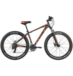 Rower górski MTB INDIANA X-Enduro 2.7 M15 27.5 cala męski Czarno-pomarańczowy