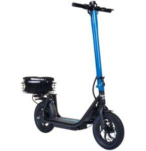 Hulajnoga elektryczna FRUGAL Touring 2.0 Czarno-niebieski