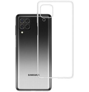 Etui 3MK Clear Case do Samsung Galaxy M62 Przezroczysty