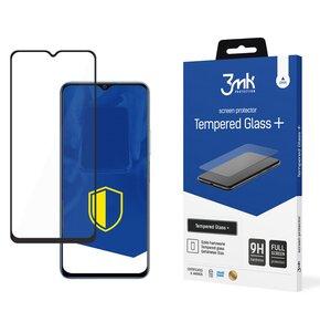 Szkło hartowane 3MK Tempered Glass + do VIVO Y31 Czarny