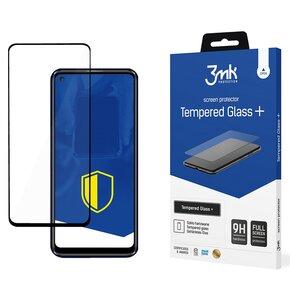 Szkło hartowane 3MK Tempered Glass + do LG W41/W41+/W41 Pro Czarny