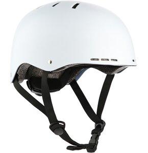 Kask rowerowy NILS EXTREME MTW03 Biały Dla dzieci (rozmiar M)