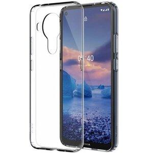 Etui NOKIA Clear Case CC-154 do Nokia 5.4 Przezroczysty