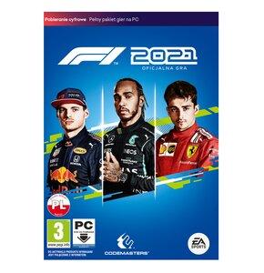 F1 2021 Gra PC