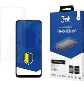 Szkło hybrydowe 3MK Flexible Glass do Realme 8 Pro