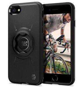 Etui SPIGEN Gearlock GCF121 do Apple iPhone 7/8/SE 2020 Czarny