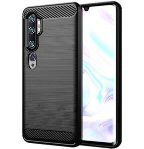 Etui WG Carbon do Xiaomi Mi Note 10 Pro 4G Czarny