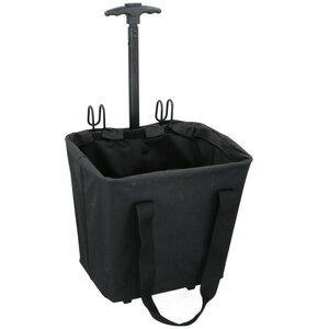 Koszyk na rower DUNLOP E-18045 Materiałowy