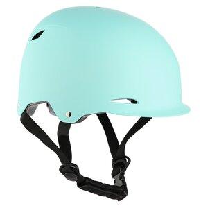 Kask rowerowy NILS EXTREME MTW02 Błękitny dla Dzieci (rozmiar XS)