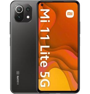 """Smartfon XIAOMI Mi 11 Lite 8/128GB 5G 6.55"""" 90Hz Czarny 31705"""