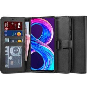 Etui TECH-PROTECT Wallet 2 Realme 8/8 Pro Czarny