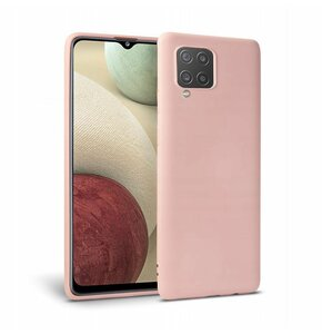 Etui TECH-PROTECT Icon do Samsung Galaxy M12 Różowy