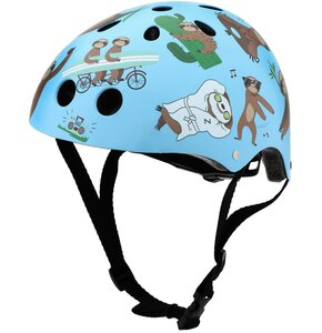 Kask rowerowy HORNIT Sloth Niebieski dla Dzieci (rozmiar S)