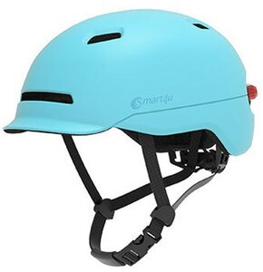 Kask rowerowy XIAOMI Smart4U SH50 Niebieski (rozmiar M)