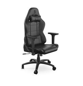 Fotel SPC GEAR SR400 Czarny